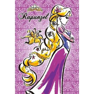 ディズニー(Disney)のG2 ラプンツェル☆塔の上のラプンツェル☆アートパネル☆ディズニープリンセス(その他)