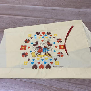 ディズニー(Disney)の未使用 ディズニー ミッキー ラッピング袋 プレゼント(ラッピング/包装)
