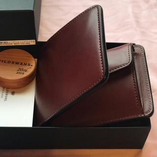 ガンゾ(GANZO)のWILDSWANS ワイルドスワンズ(折り財布)