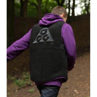 ナイキ(NIKE)のnike acg sportswear fleece vest Sサイズ(ベスト)