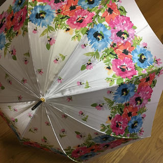 エムズグレイシー(M'S GRACY)のエムズグレイシー 花柄 傘(傘)