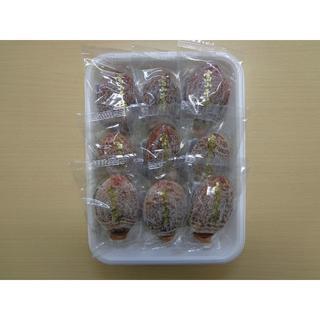 富山干柿 秀2Lサイズ 9個入りパック ☆送料無料☆(フルーツ)