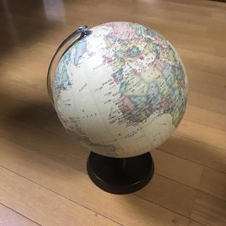 なちゃ様専用地球儀(知育玩具)