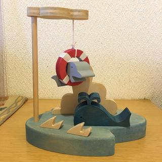 フェリシモ(FELISSIMO)の海の仲間たち(季節のオブジェ)(置物)