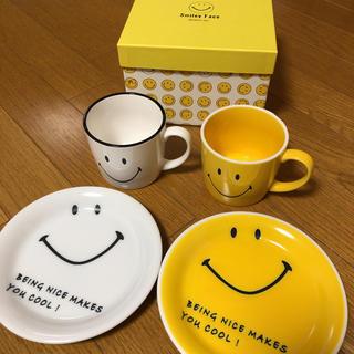 フランフラン(Francfranc)のマグカップ&ソーサー プレゼントセット(食器)