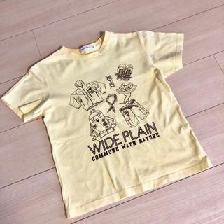 ティーケー(TK)のTシャツ TK 140 美品(Tシャツ/カットソー)
