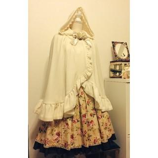 ヴィクトリアンメイデン(Victorian maiden)のvictorian maiden ノーブルリボンマント(その他)
