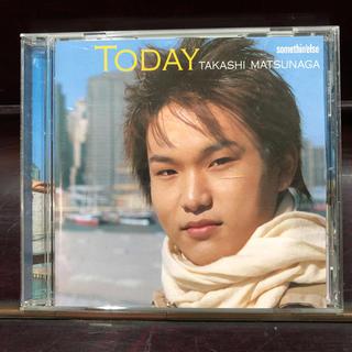 CD 松永貴志「TODAY」(ジャズ)
