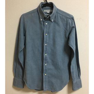インディヴィジュアライズドシャツ(INDIVIDUALIZED SHIRTS)のINDIVIDUALIZED SHIRTS 15-33(シャツ)