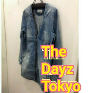 The Dayz tokyo - 人気☆ロングジャケット