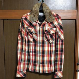 ニコルクラブフォーメン(NICOLE CLUB FOR MEN)のNICOLE CLUB FOR MEN チェックシャツ(その他)