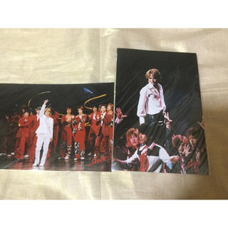 カトゥーン(KAT-TUN)のSHOCK 公式写真 堂本光一 KAT TUN(アイドルグッズ)