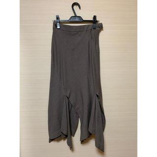 ヴィヴィアンウエストウッド(Vivienne Westwood)のヴィヴィアンウエストウッド♡変形スカート(ロングスカート)