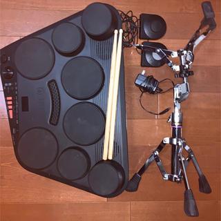 ヤマハ(ヤマハ)のYavmykcam1728様専用 電子ドラム ヤマハ DD75(電子ドラム)