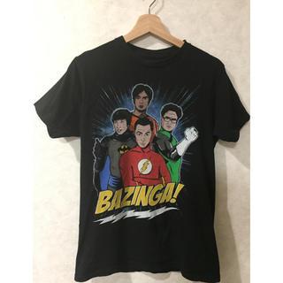 ビックバンセオリー BAZINGA Tシャツ