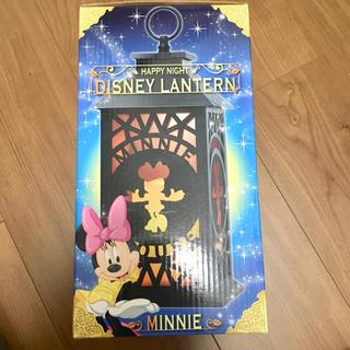 ディズニー(Disney)のディズニー ハッピーナイト ランタン ♡ミニー(ライト/ランタン)