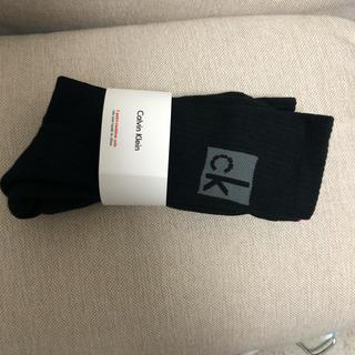 シーケーカルバンクライン(ck Calvin Klein)の靴下3足セット(その他)