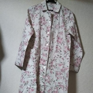 ケイタマルヤマ(KEITA MARUYAMA TOKYO PARIS)の新品 ワコール ケイタマルヤマ シャツワンピー ピンク(ルームウェア)