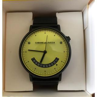 カバンドズッカ(CABANE de ZUCCa)のズッカ 腕時計 スマイル ★無料電池交換券込み★(腕時計)