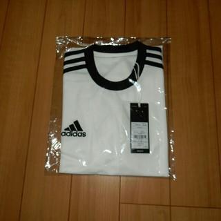 アディダス(adidas)のアディダス ショート スリーブ メンズ 半袖(Tシャツ/カットソー(半袖/袖なし))