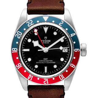 チュードル(Tudor)のチューダー ブラックベイ gmt(腕時計(アナログ))