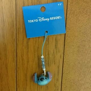 ディズニー(Disney)の新品 ディズニー スティッチ 鈴 ストラップ(ストラップ)