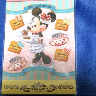ミニーマウス(ミニーマウス)のミニーちゃん メモ&封筒セット(ノート/メモ帳/ふせん)
