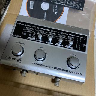 ローランド(Roland)のRoland UA-4FX(オーディオインターフェイス)