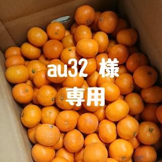 【au32 様 専用】完熟早生みかん 10㎏ 小玉(フルーツ)