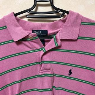 ポロラルフローレン(POLO RALPH LAUREN)のラルフローレン ポロシャツ ショート丈(ポロシャツ)