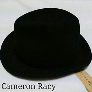 キャメロンレイシー(Cameron Racy)のCameron Racy*中折れハット(ハット)