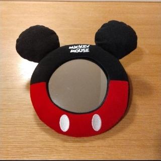 ベビーミラー ミッキーマウス (車内)