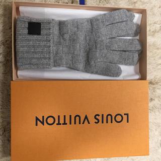 ルイヴィトン(LOUIS VUITTON)のまい♡様専用 LOUISVUITTON ルイヴィトン 手袋(手袋)