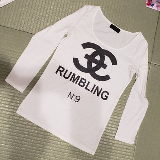 クリックス(CRYX)のレディースTシャツ(Tシャツ(長袖/七分))