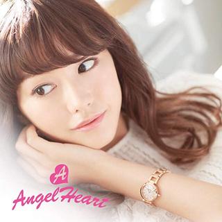 エンジェルハート(Angel Heart)の桐谷美玲 モデル 定価¥16,200 Angel Heart 限定 腕時計(腕時計)