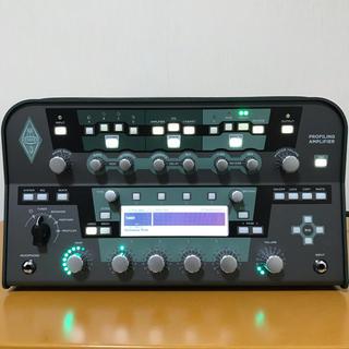 コルグ(KORG)のKemper Profiling Power Head 美品 ケース付き(ギターアンプ)