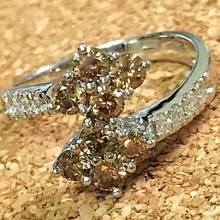 ダミアーニ(Damiani)のダミアーニ♡ダイヤ リング♡K18WG極上ダイヤモンドです(リング(指輪))