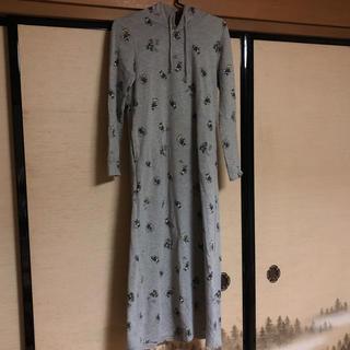 ディズニー(Disney)のドナルドダック 部屋着 ロングスカート(ルームウェア)