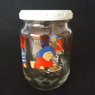 キユーピー(キユーピー)のキューピーマヨネーズ① 空き瓶 パディントン(ノベルティグッズ)