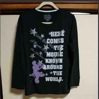 ディズニー(Disney)のmaruko様専用 ディズニー ミッキーマウス 長袖 Tシャツ 3L(Tシャツ(長袖/七分))