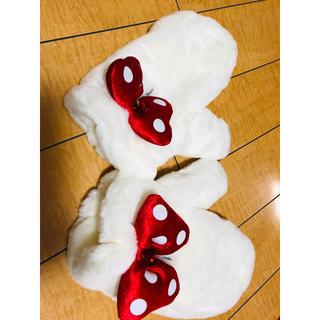 ディズニー(Disney)のミニー 手袋(手袋)