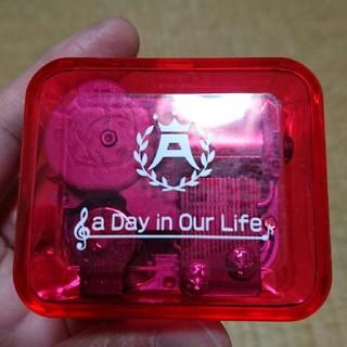 ジャニーズ嵐オルゴール a Day in Our life(オルゴール)