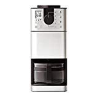ムジルシリョウヒン(MUJI (無印良品))の値下げ!無印良品 豆からひけるコーヒーメーカー(コーヒーメーカー)