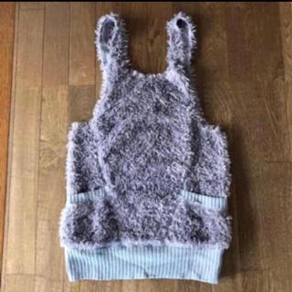 クリアクレア(clear crea)のクリアクレア ニット 袖なし(ニット/セーター)
