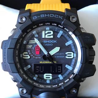 ジーショック(G-SHOCK)のMUDMASTER マッドマスター GWG-1000-1A9JF(腕時計(デジタル))