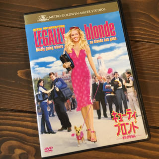 キューティーブロンド(Cutie Blonde)のキューティーブロンド 特別編('01米) DVD(外国映画)