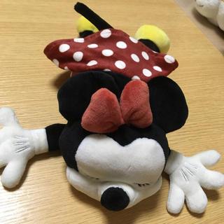 ディズニー(Disney)の《新品未使用品》ミニーパスケース(名刺入れ/定期入れ)