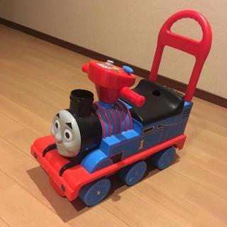 トーマス乗り物、手押し車(手押し車/カタカタ)