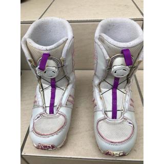 ケーツー(K2)のスノーボード ジュニア ブーツ おまけブーツ付き(ブーツ)