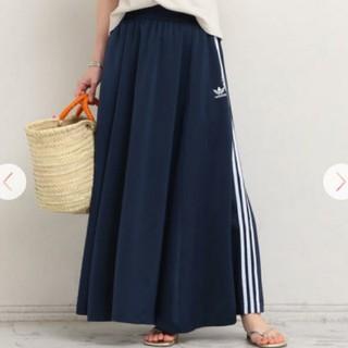 アディダス(adidas)のadidas BEAUTY&YOUTH スカート(ロングスカート)